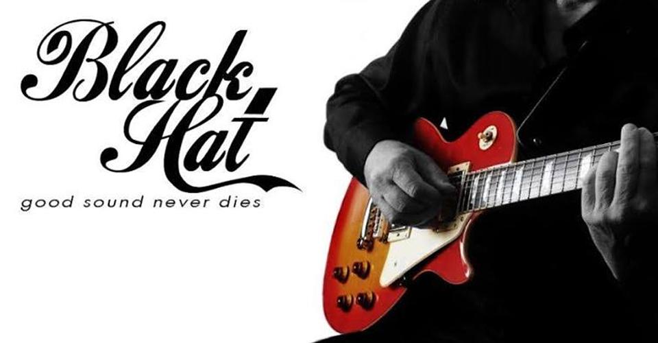 band-black-hat