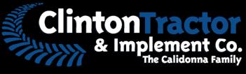 Clinton Tractor Logo