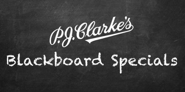 P.J. Clarke's Specials