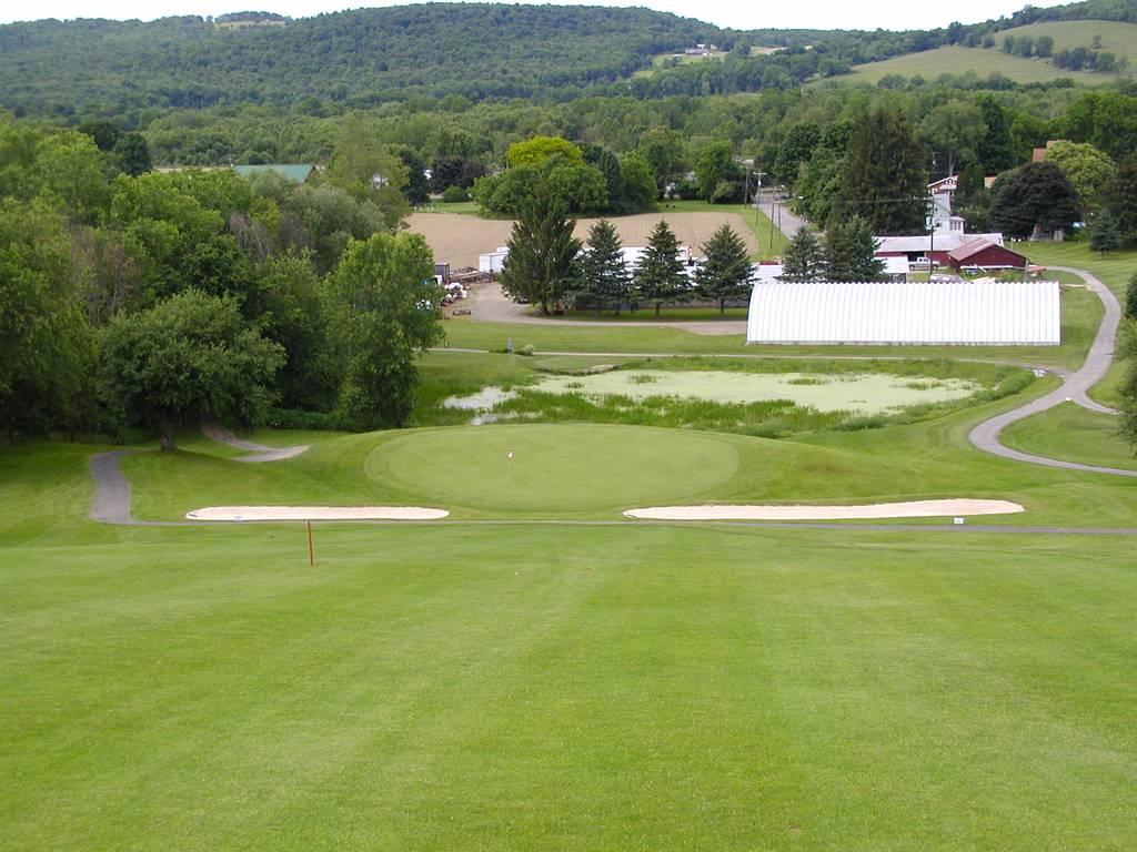 Tioga Golf Club Hole 5