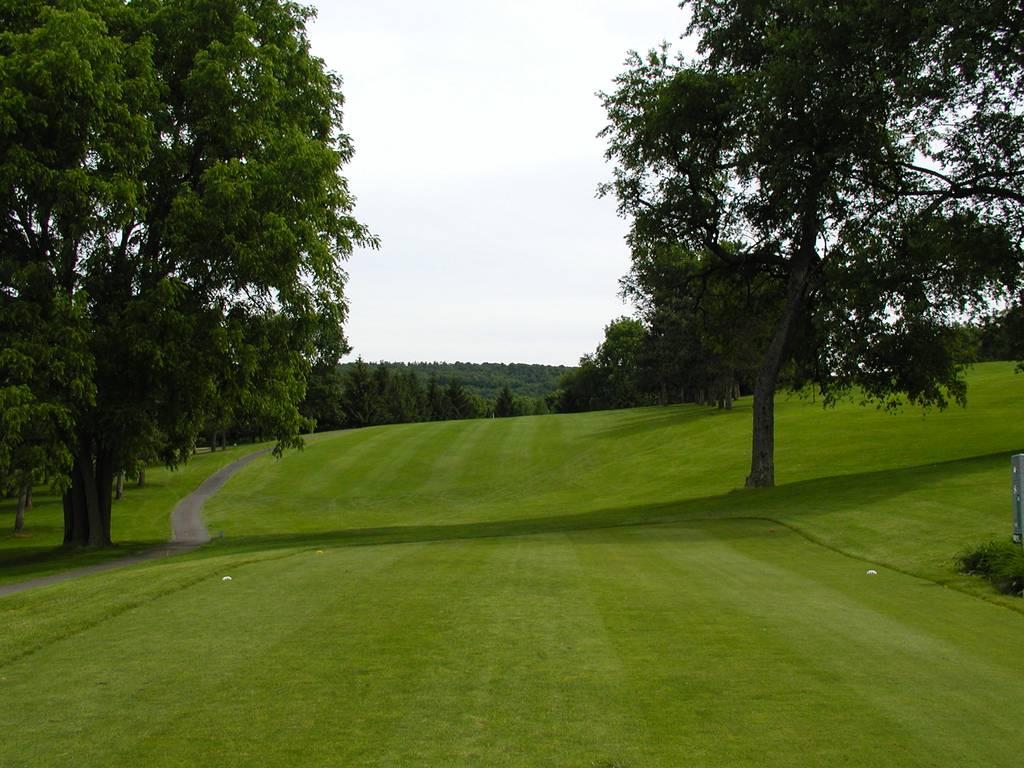 Tioga Golf Club Hole 8