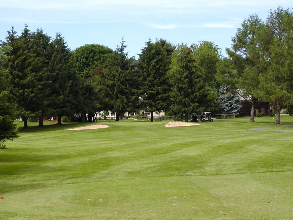 Tioga Golf Club Hole 12