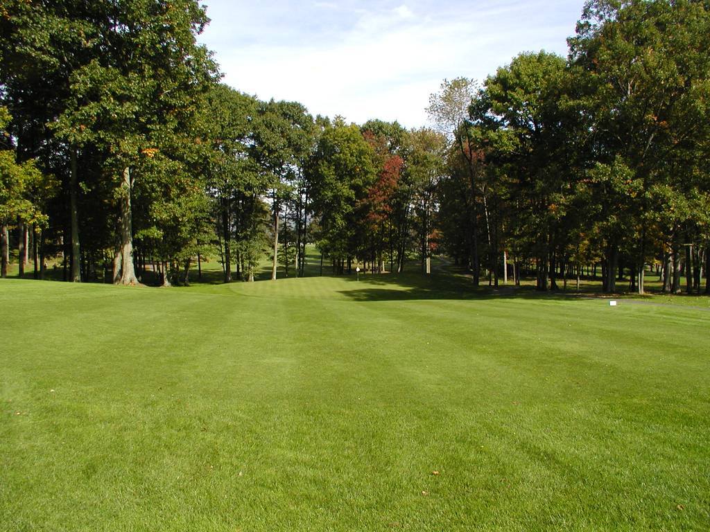 Tioga Golf Club Hole 17
