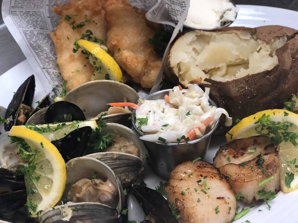 Dining - PJ Clarkes Food