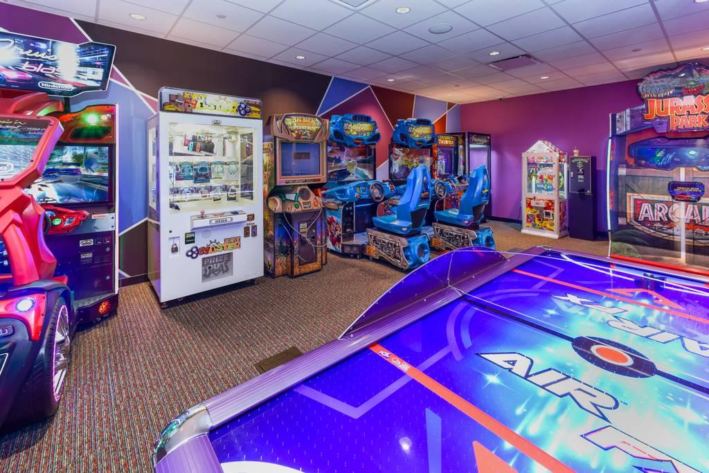 Hotel - Gameroom