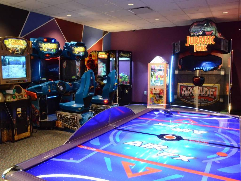 Hotel - Arcade
