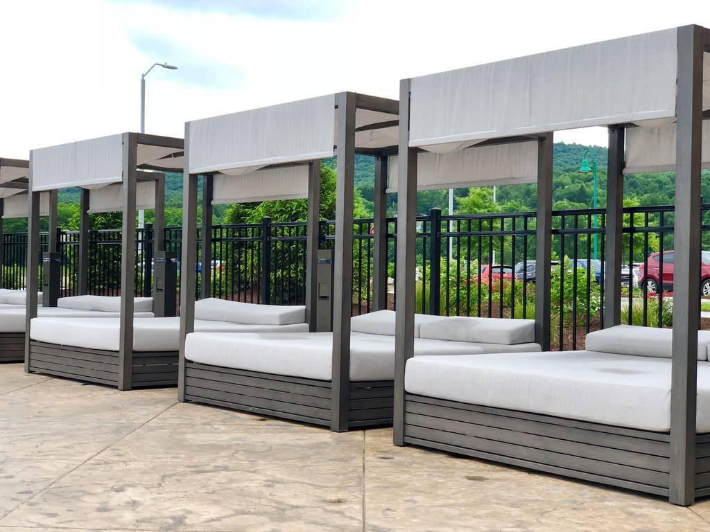 Hotel - Cabanas