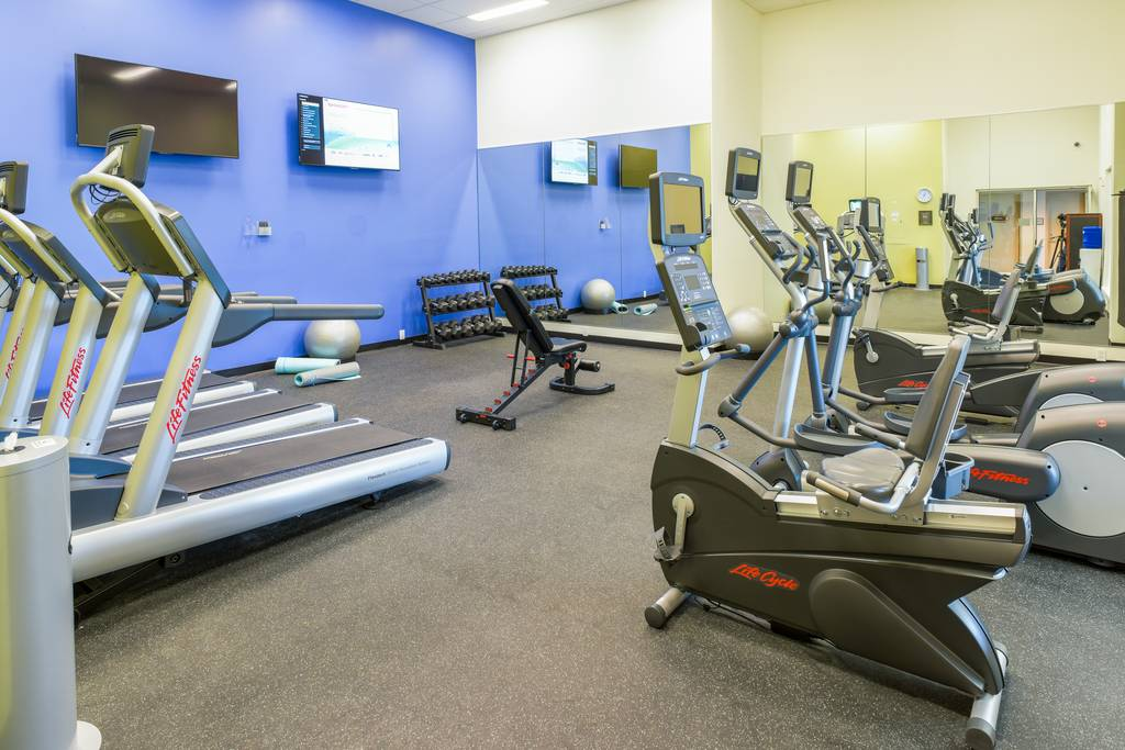 Hotel - Exercise Room