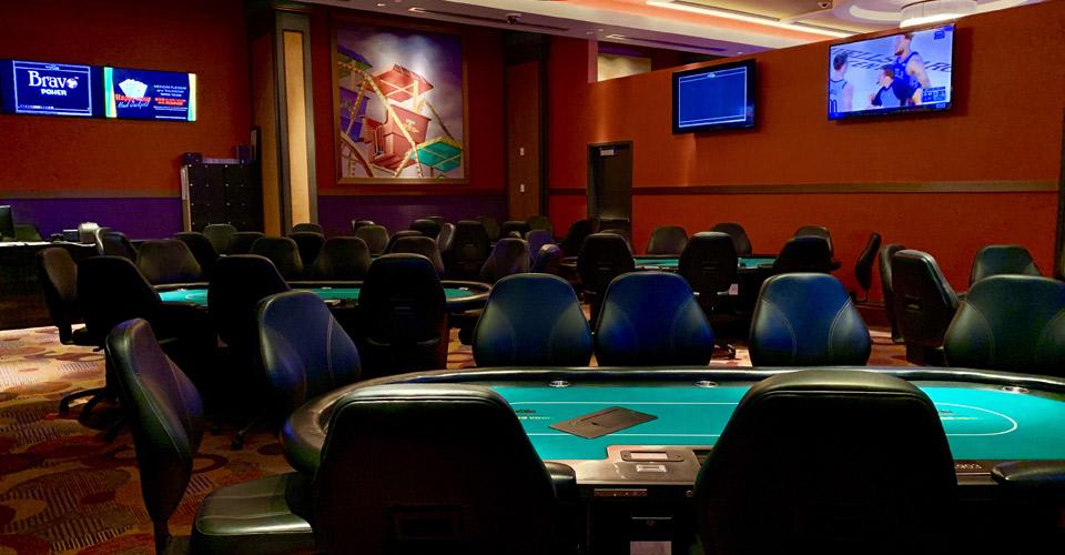 Gaming - Poker Room