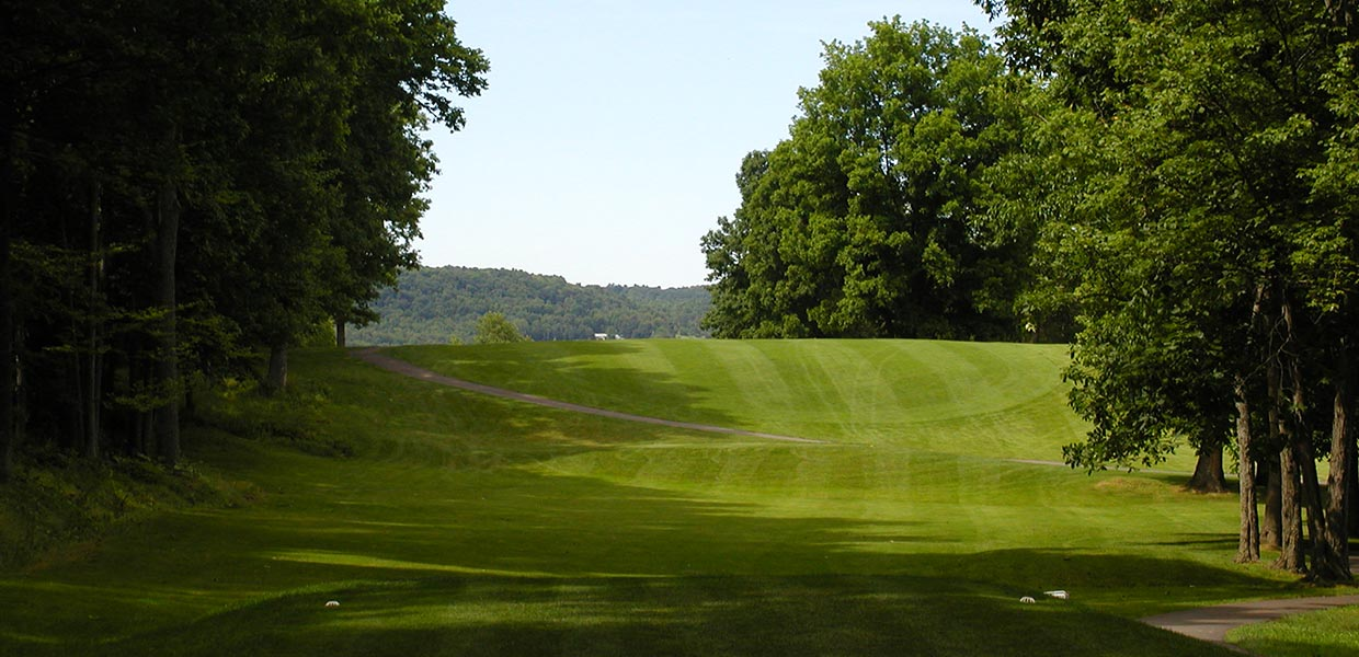 Tioga Golf Club Hole 4
