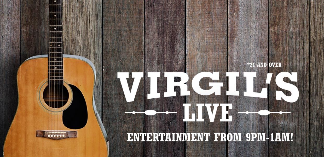 Entertainment - Virgil's Live Hero