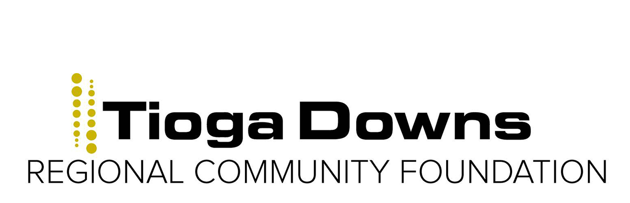 Tioga Downs Regional Community Foundation Logo Hero