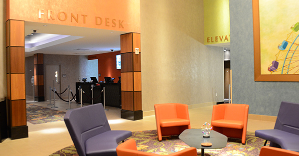 Hotel Front Desk - Hotel Reservations