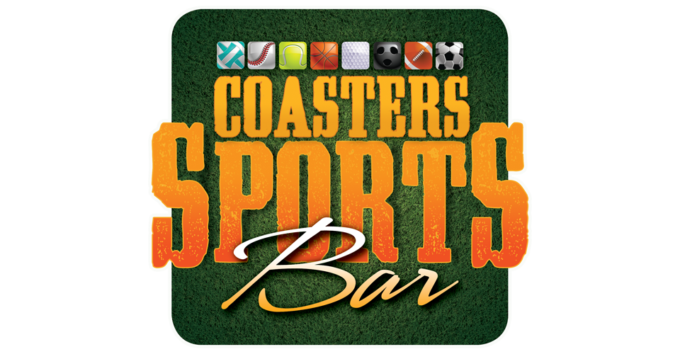 Coasters Sports Bar Logo