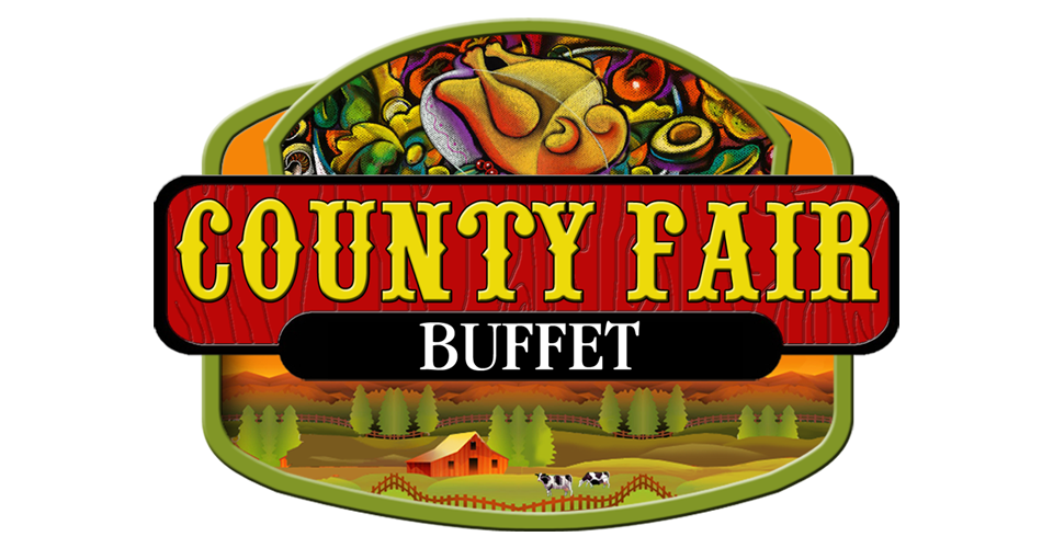 County Fair Buffet Logo