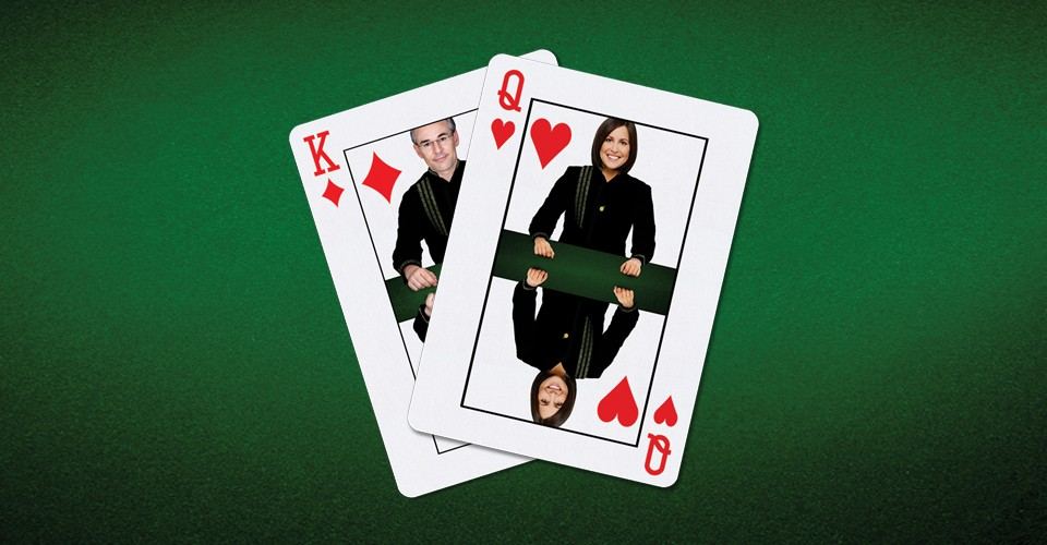 Poker Dealer School