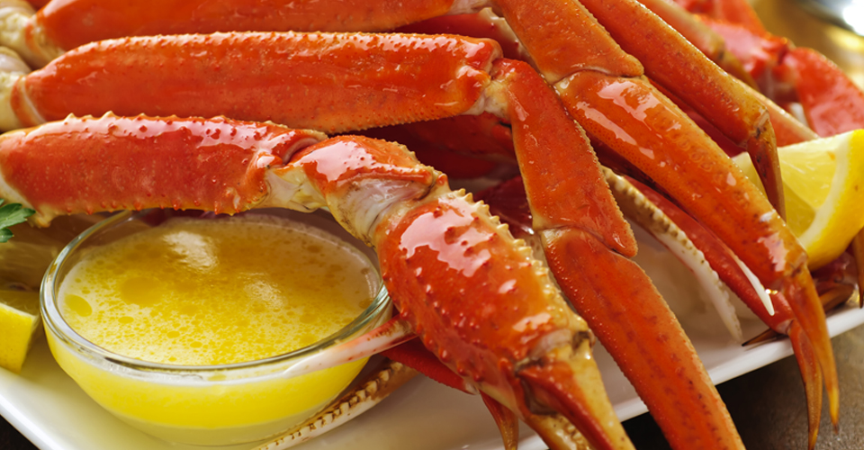 Buffet Crab Legs