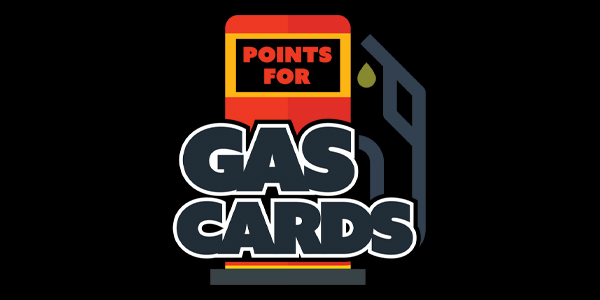 Points For Gas Cards