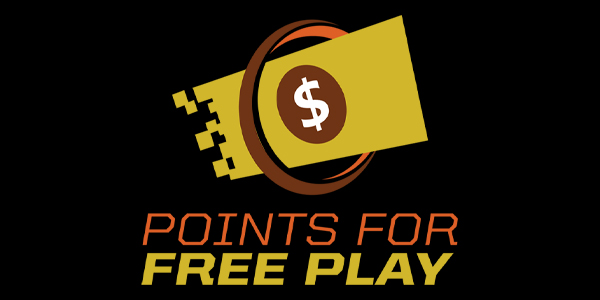 Points For Free Play