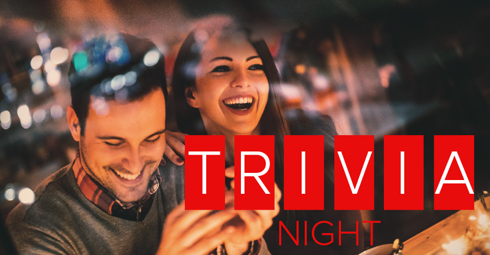 Coaster's Trivia Night