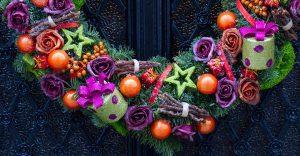 Winterfest Wreath Contest